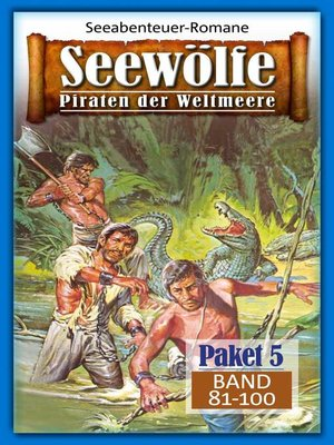 cover image of Seewölfe Paket 5