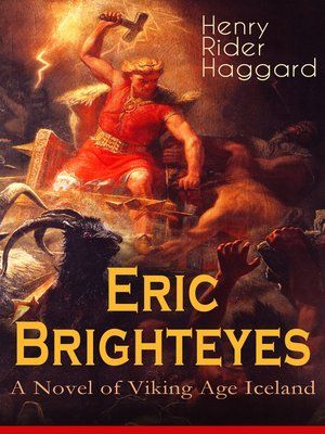 cover image of Eric Brighteyes (A Novel of Viking Age Iceland)