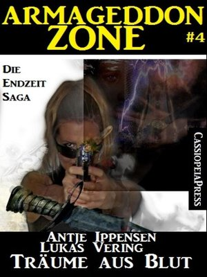 cover image of Armageddon Zone