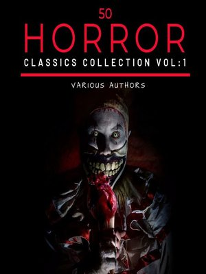 cover image of 50 Classic Horror Short Stories Vol