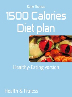 cover image of 1500 Calories Diet plan