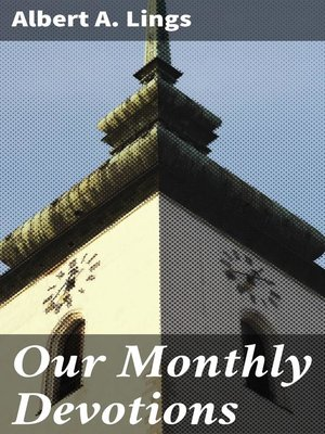 cover image of Our Monthly Devotions