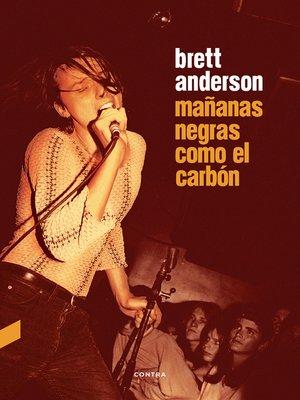 cover image of Mañanas negras como el carbón