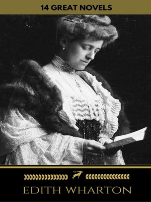 cover image of Edith Wharton