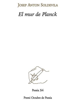 cover image of El mur de Planck