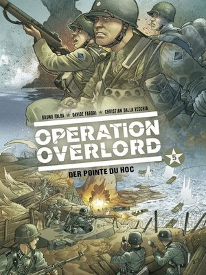 cover image of Operation Overlord, Band 5--Der Pointe Du Hoc
