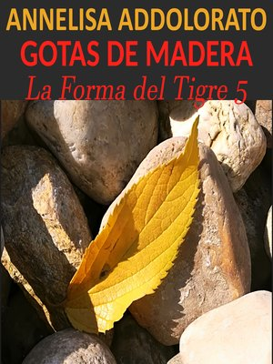 cover image of Gotas de Madera