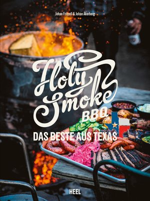 cover image of Holy Smoke BBQ