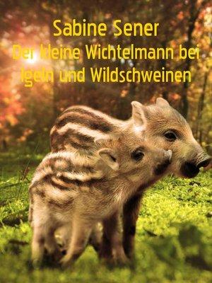 cover image of Der kleine Wichtelmann macht Besuche
