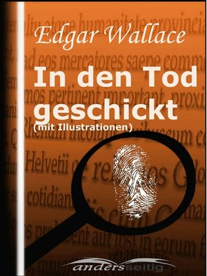 cover image of In den Tod geschickt (mit Illustrationen)