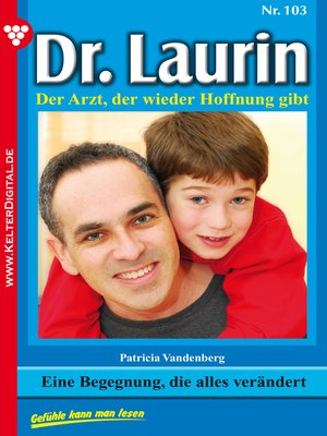 cover image of Dr. Laurin 103 – Arztroman