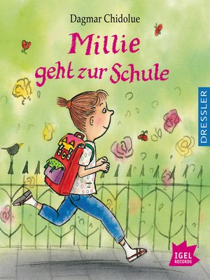 cover image of Millie geht zur Schule