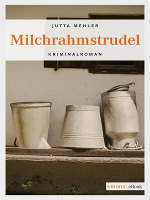 cover image of Milchrahmstrudel