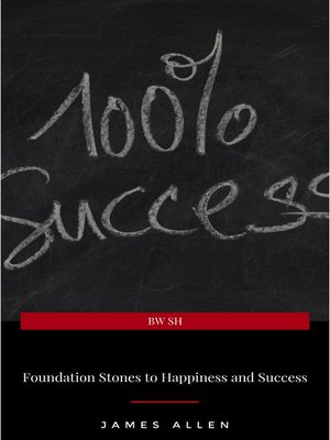 cover image of Foundation Stones to Happiness and Success