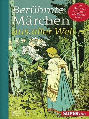 cover image of Berühmte Märchen aus aller Welt Band 4