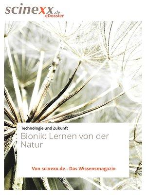 cover image of Bionik