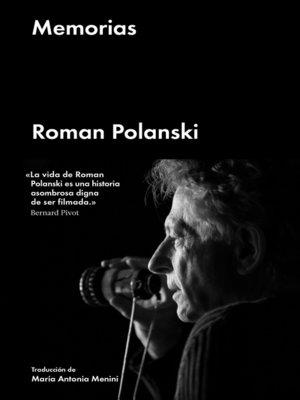 cover image of Memorias
