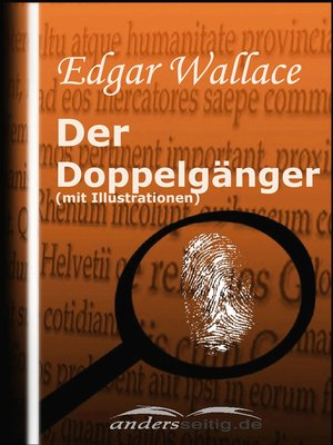 cover image of Der Doppelgänger (mit Illustrationen)
