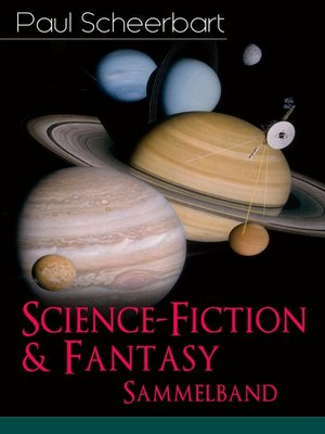 cover image of Science-Fiction & Fantasy Sammelband
