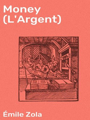 cover image of Money (L'Argent)