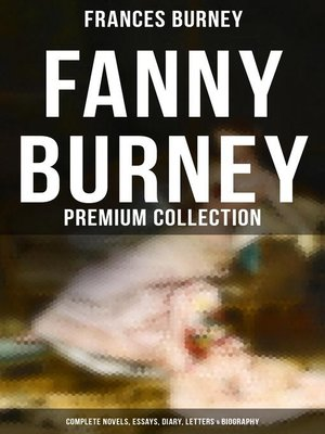 cover image of Fanny Burney--Premium Collection