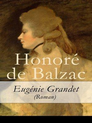 cover image of Eugénie Grandet (Roman)