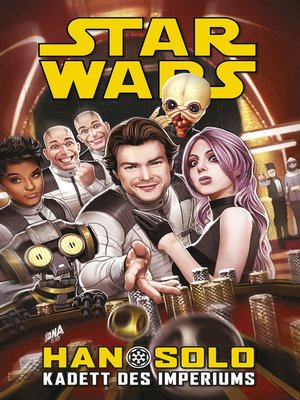 cover image of Star Wars--Han Solo--Kadett des Imperiums
