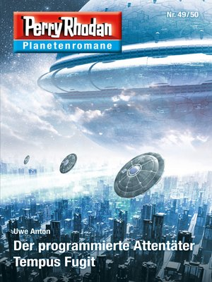 cover image of Planetenroman 49 + 50