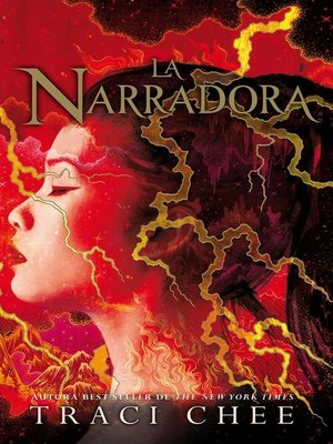 cover image of La narradora