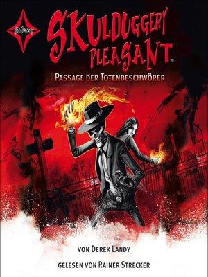 cover image of Skulduggery Pleasant, Folge 6