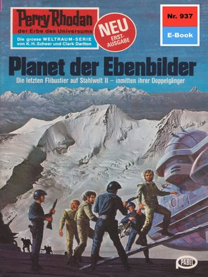 cover image of Perry Rhodan 937