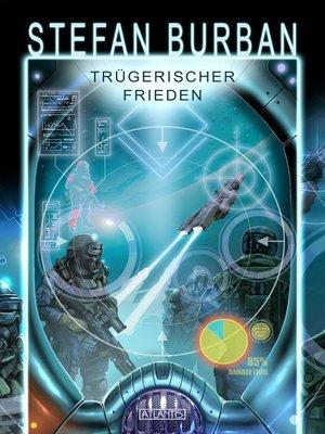 cover image of Das gefallene Imperium 6