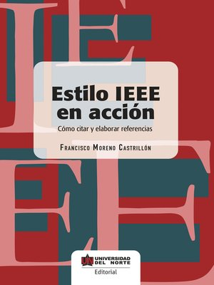 cover image of Estilo IEEE en acción