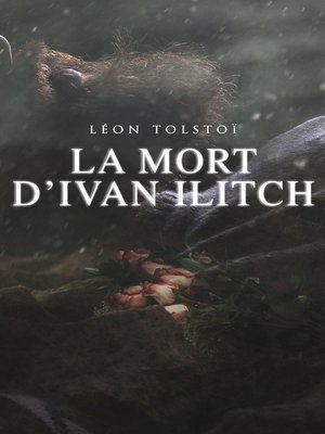 cover image of La Mort d'Ivan Ilitch