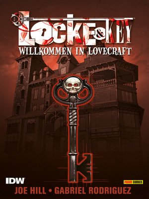 cover image of Locke & Key, Band 1