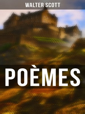 cover image of Poèmes