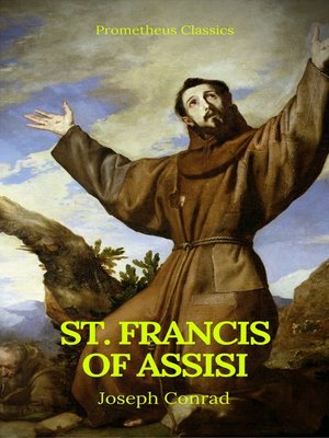 cover image of St. Francis of Assisi (Best Navigation, Active TOC) (Prometheus Classics)