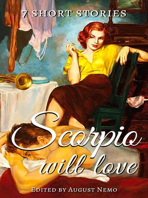 cover image of 7 short stories that Scorpio will love