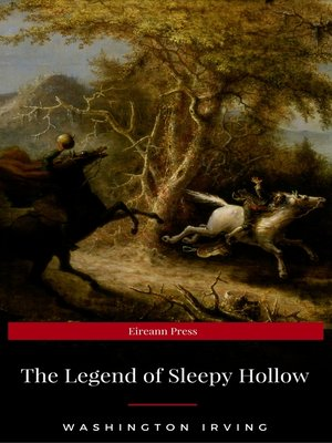 cover image of The Legend of Sleepy Hollow (Eireann Press)