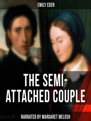 cover image of The Semi-Attached Couple