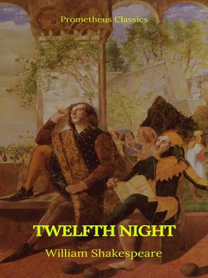 cover image of Twelfth Night (Prometheus Classics)
