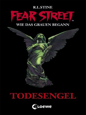 cover image of Fear Street 35--Todesengel