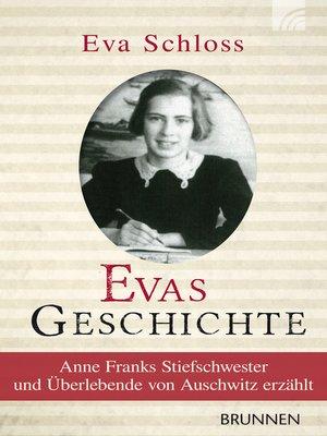 cover image of Evas Geschichte