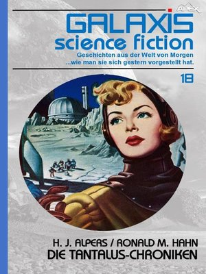cover image of GALAXIS SCIENCE FICTION, Band 18