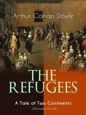 cover image of THE REFUGEES – a Tale of Two Continents (Historical Novel)