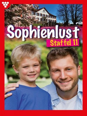 cover image of Sophienlust Staffel 11 – Familienroman
