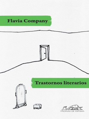 cover image of Trastornos literarios