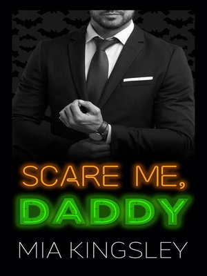 cover image of Scare Me, Daddy