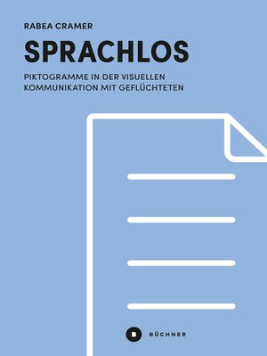cover image of Sprachlos