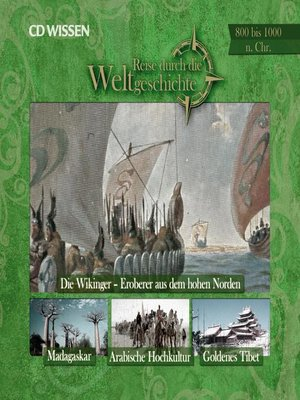 cover image of Reise durch die Weltgeschichte, 800 bis 1000 n. Chr.